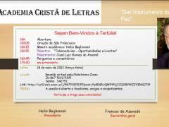 Convite 18/5/2021: Tertúlia da Academia Cristã de Letras