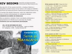 Raquel Naveira fará palestra no XIV SEDIMS - 29/10/2019 em Campo Grande - MS