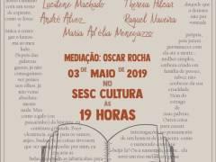 Convite: lançamento livro de crônicas Raquel Naveira em Campo Grande