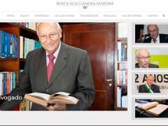 Escritório de Advocacia Ives Gandra tem novo site no ar