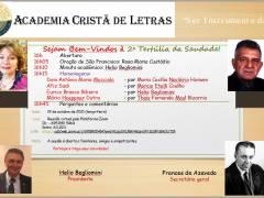 Convite 19/10/2021: Tertúlia da Academia Cristã de Letras
