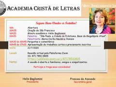 Convite: Tertúlia ONLINE dia 21/7/2010