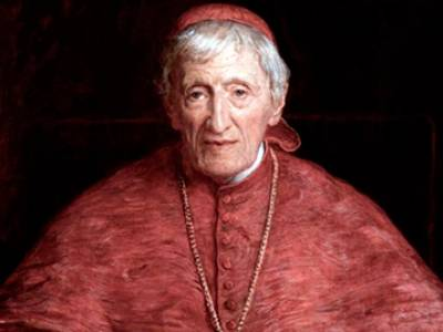 O Cardeal J. H. Newmann: Da brilhante vida intelectual à intensa caridade cristã.